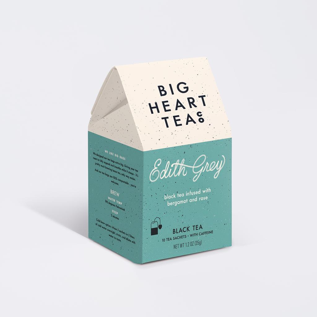 Big Heart Tea Co. Edith Grey Tea Bags