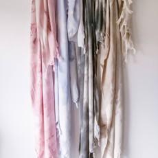 Oversized Turkish Towel *TIE-DYE* Primrose