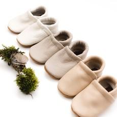 Starry Knight Designs Loafers Shoe - Milk  NB-3M