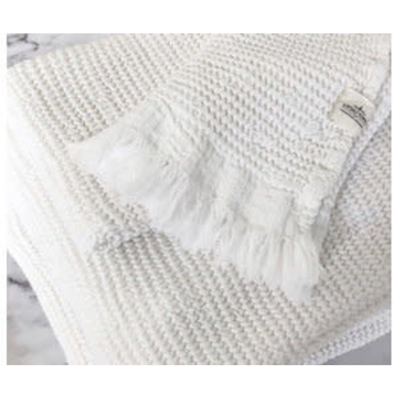 The Sombrio Bath Towel Set Off White