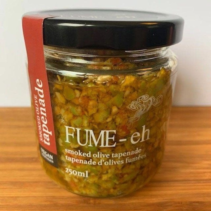 Smoked Olive Tapenade