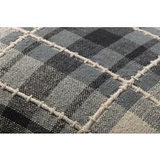 Grey & Multi 18 x 18