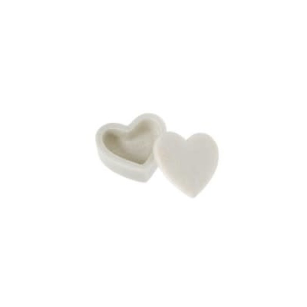 Indaba Marble Heart Box S
