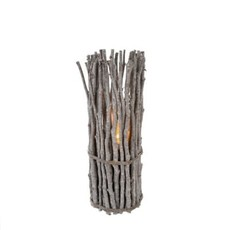Indaba Driftwood Lantern M