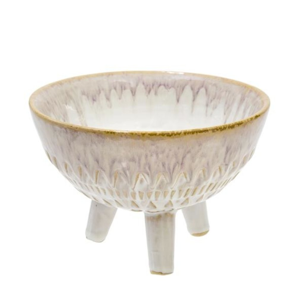 Indaba Mariel Footed Bowl Large