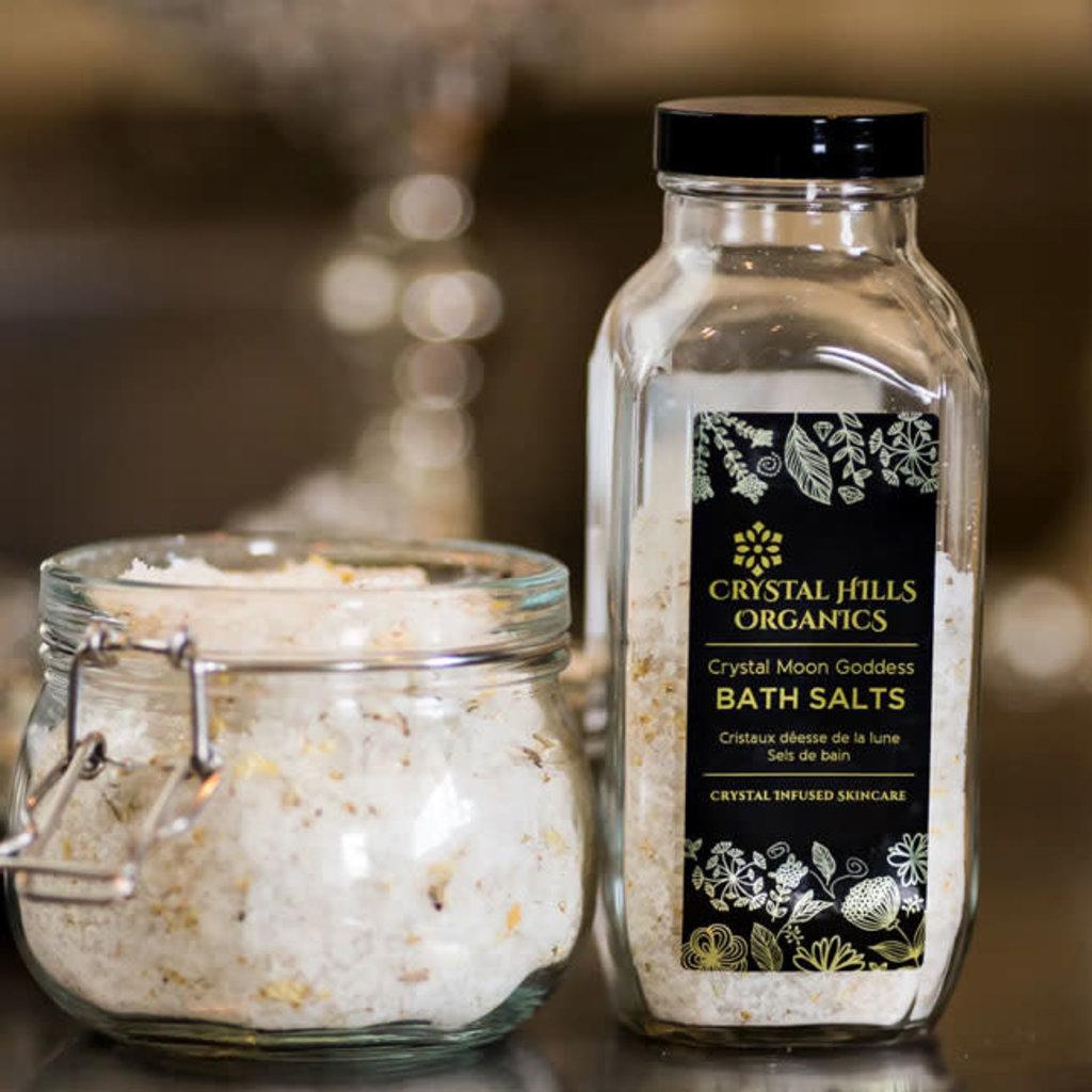 Crystal Moon Goddess Bath Salts