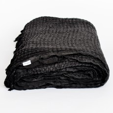 Waffle Blanket - Abyss - Grande