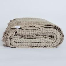 Waffle Blanket - Willow - Grande