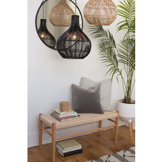 Style In Form Bohemian Lennox Pendant Lamp - Black
