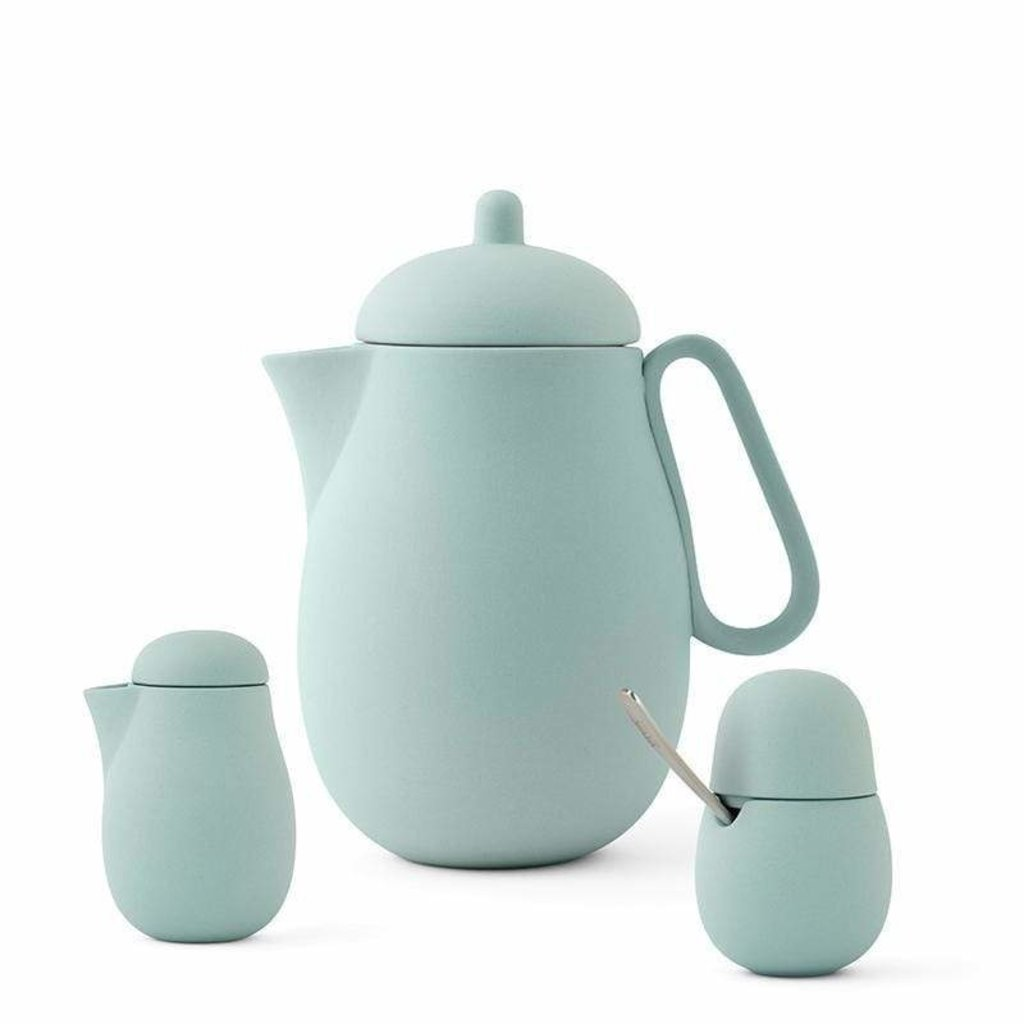 NINA Tea Set: Peppermint
