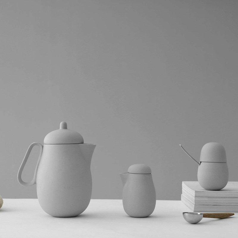 NINA Tea Set: Cream