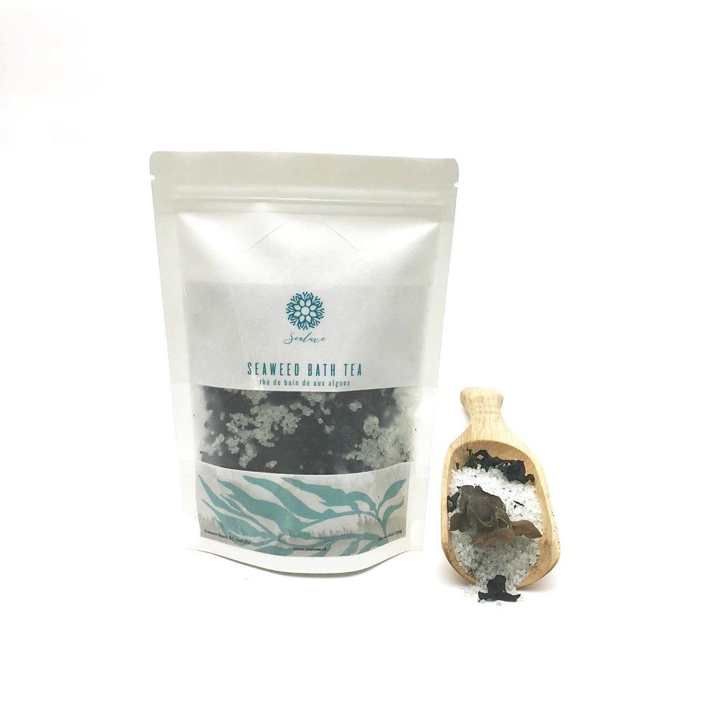 Sea Luxe Seaweed Bath Tea Bag 200g