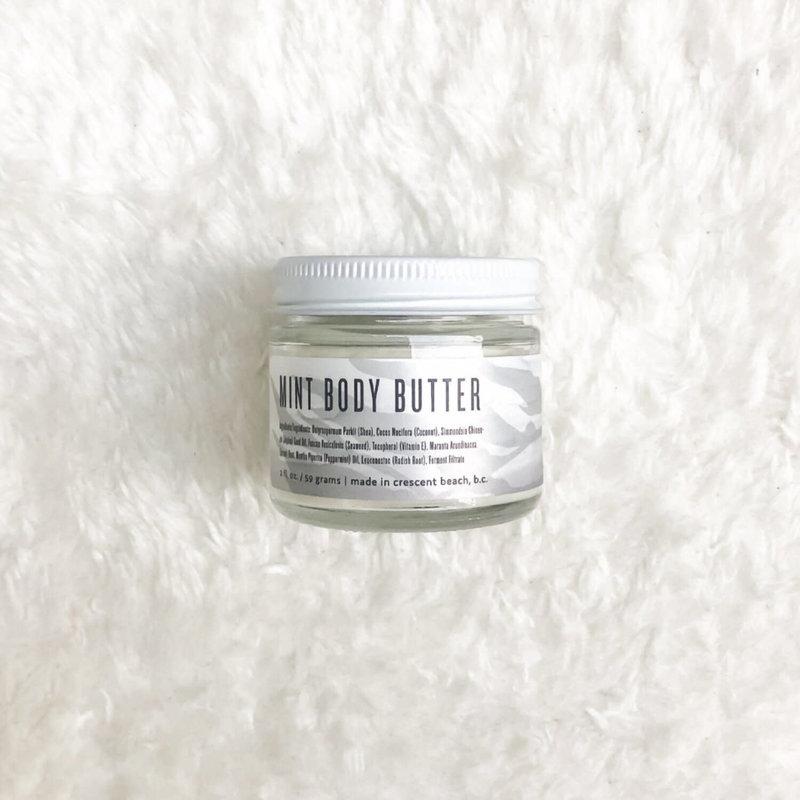 Sea Luxe Mint Body Butter