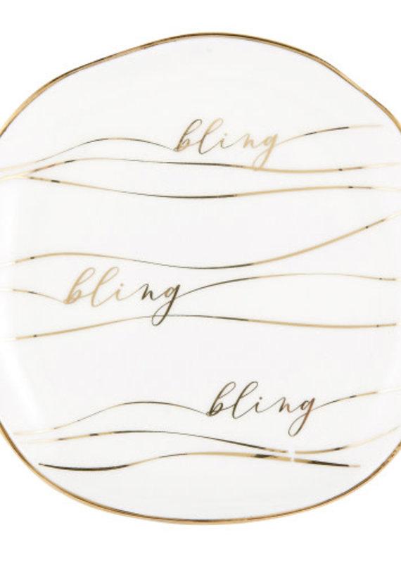 Trinket Tray - Bling Bling
