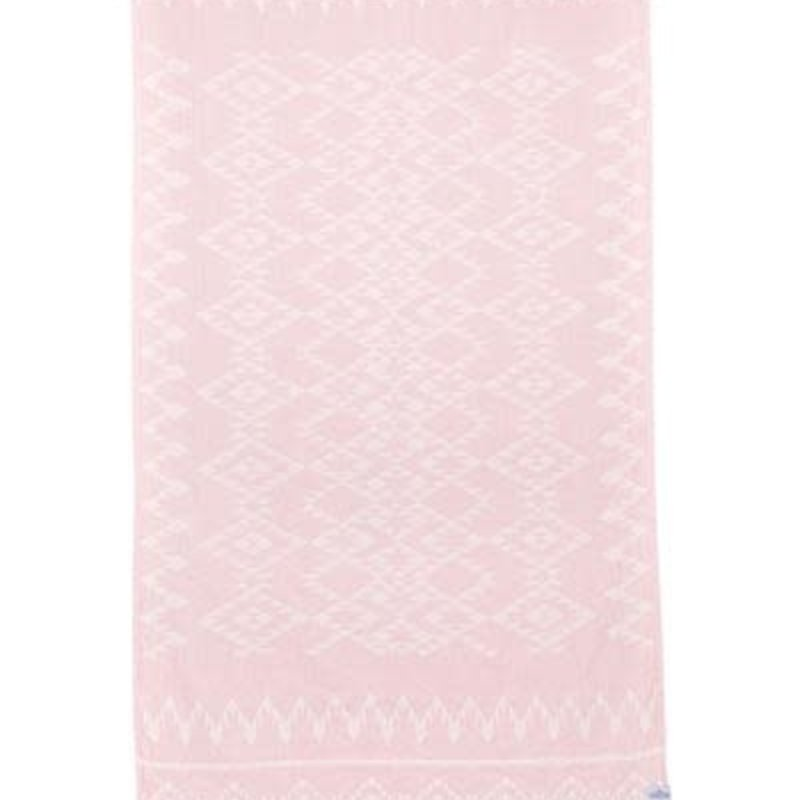 The Coastal Towel - Rose Smoke
