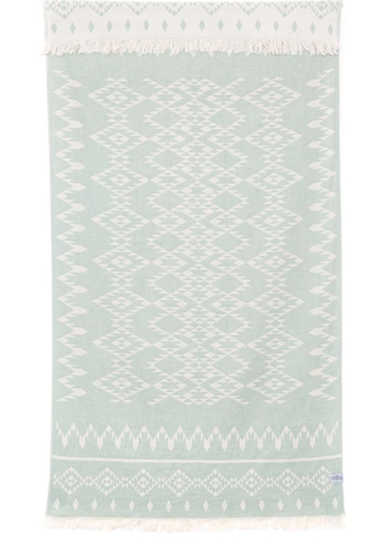 The Coastal Towel - Sage