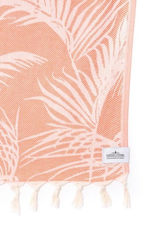The Serenity Towel - Coral
