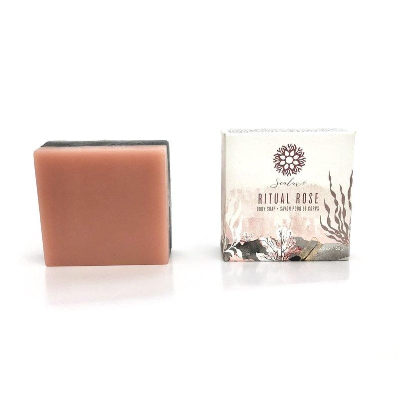 Sea Luxe Ritual Rose Soap Bar