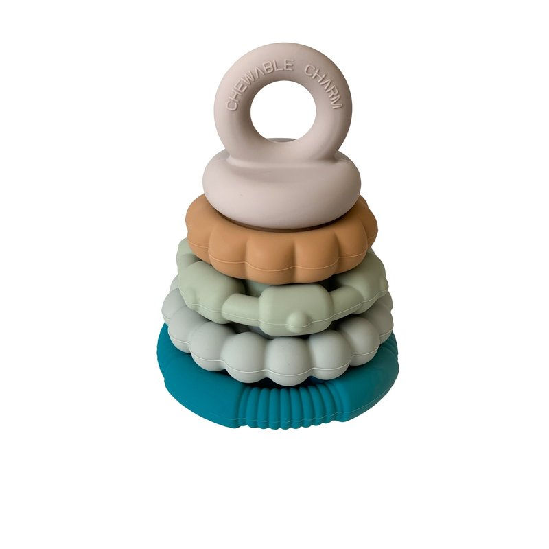 Faire River Teether Stacker