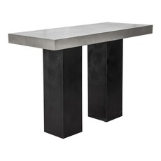 Moe's Home Lithic Outdoor Bar Table