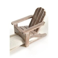 The Pine Centre Napkin Ring - Deck Chair