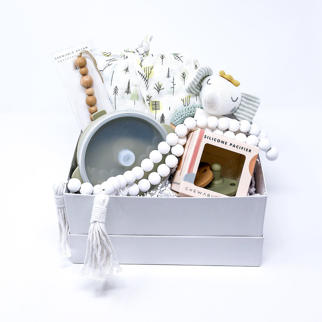 Sweet Pea Gift Box