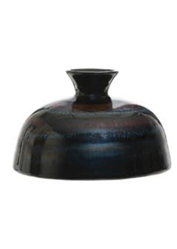 Creative Coop Stoneware Vase