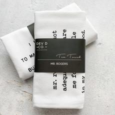 Dev D & Co. House Full of Boys - Tea Towel