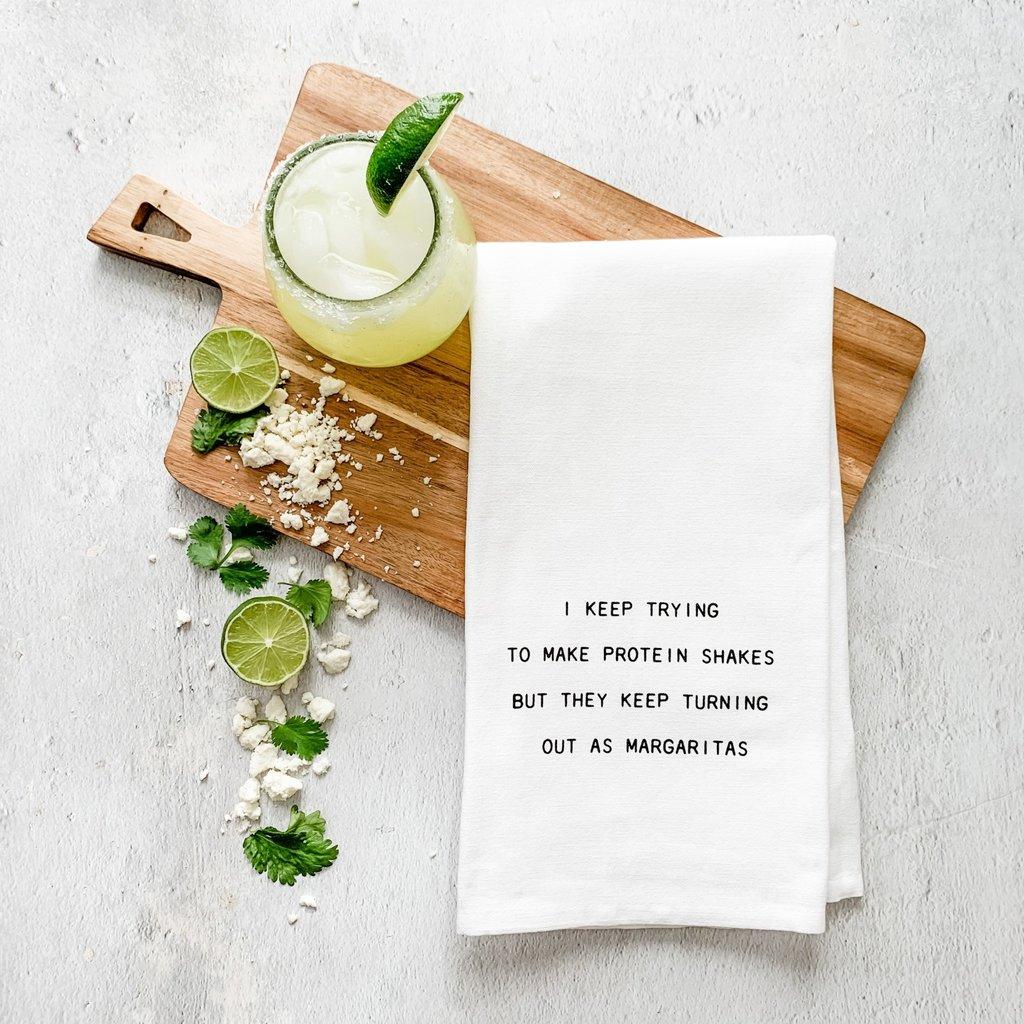 Dev D & Co. Margaritas - Tea Towel