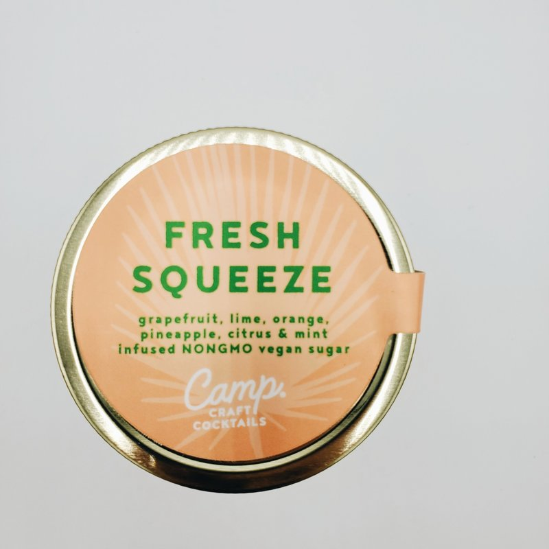 Camp Craft Cocktails Fresh Squeeze Cocktail Kit