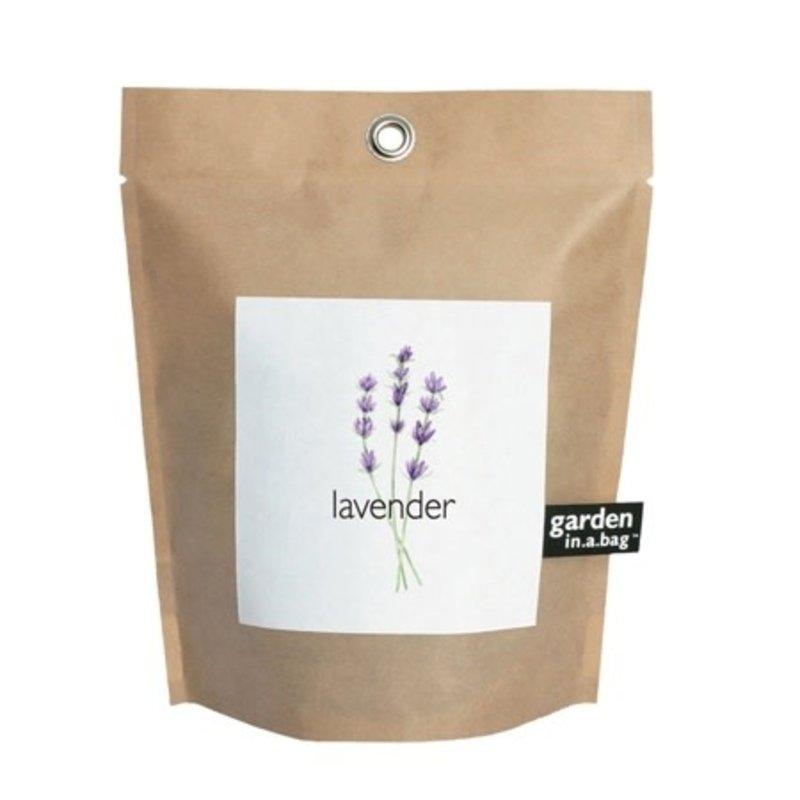 Potting Shed Creations Garden in a Bag | Lavender