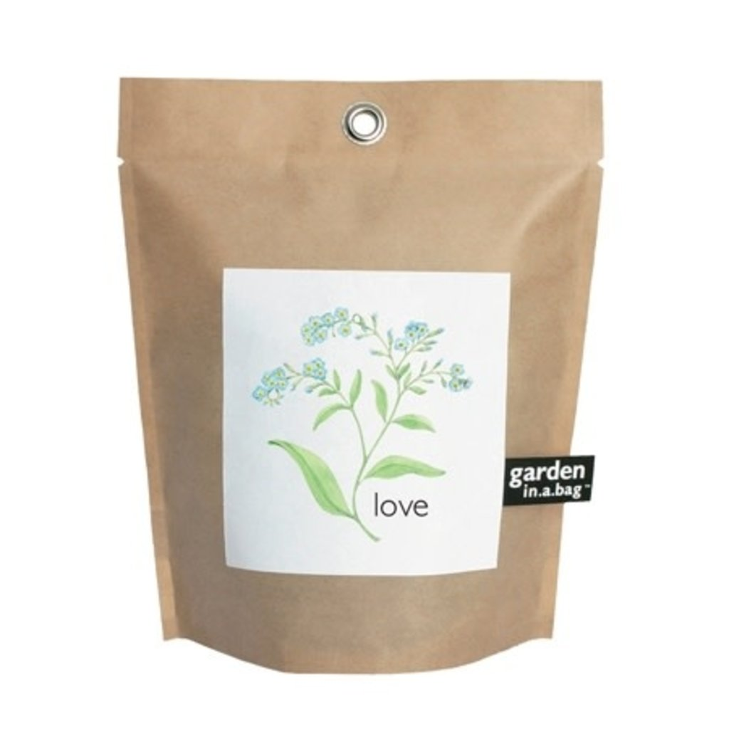 Potting Shed Creations Garden in a Bag | Love