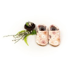 Starry Knight Designs Happy Daisy Loafer Shoes Baby and Toddler
