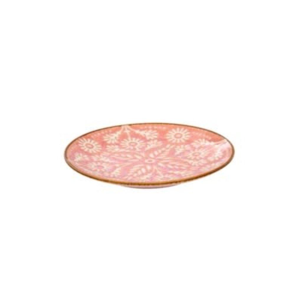 Indaba Hibiscus Breakfast Plate