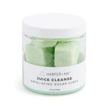 Harper + Ari Exfoliating Sugar Cubes 5.5 oz  Juice Cleanse