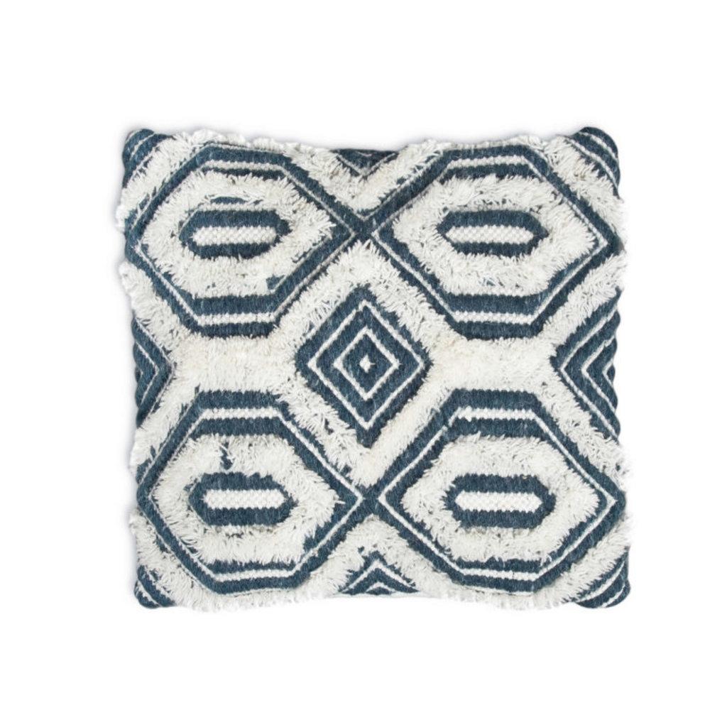 Style In Form Bohemian Agra Macrame Cushion