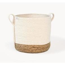 Korissa Savar Basket with Side handle