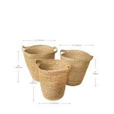 Korissa Kata Basket Slit Handle - L