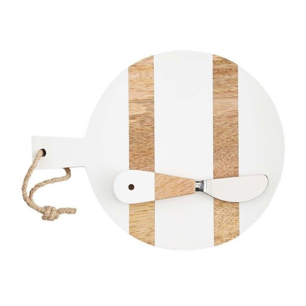 CIRCLE WHITE MINI BOARD SET