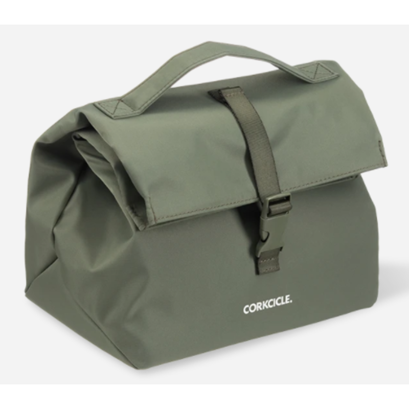 Corkcicle NONA ROLL-TOP - OLIVE
