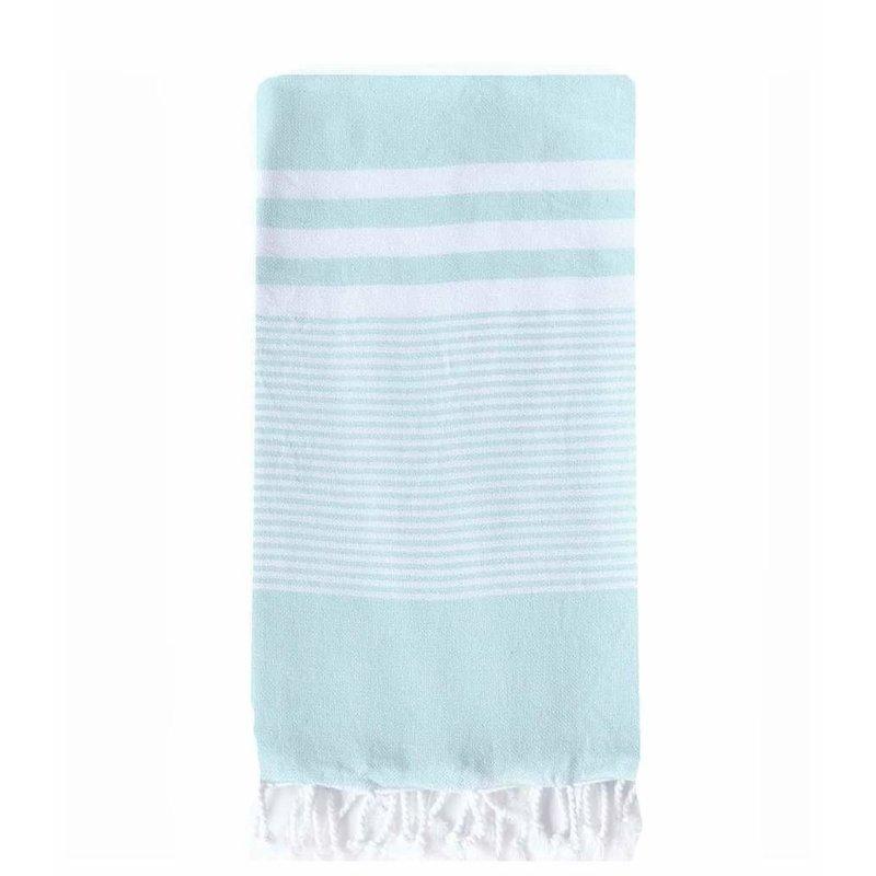 Turkish T Nina Towel: Sky