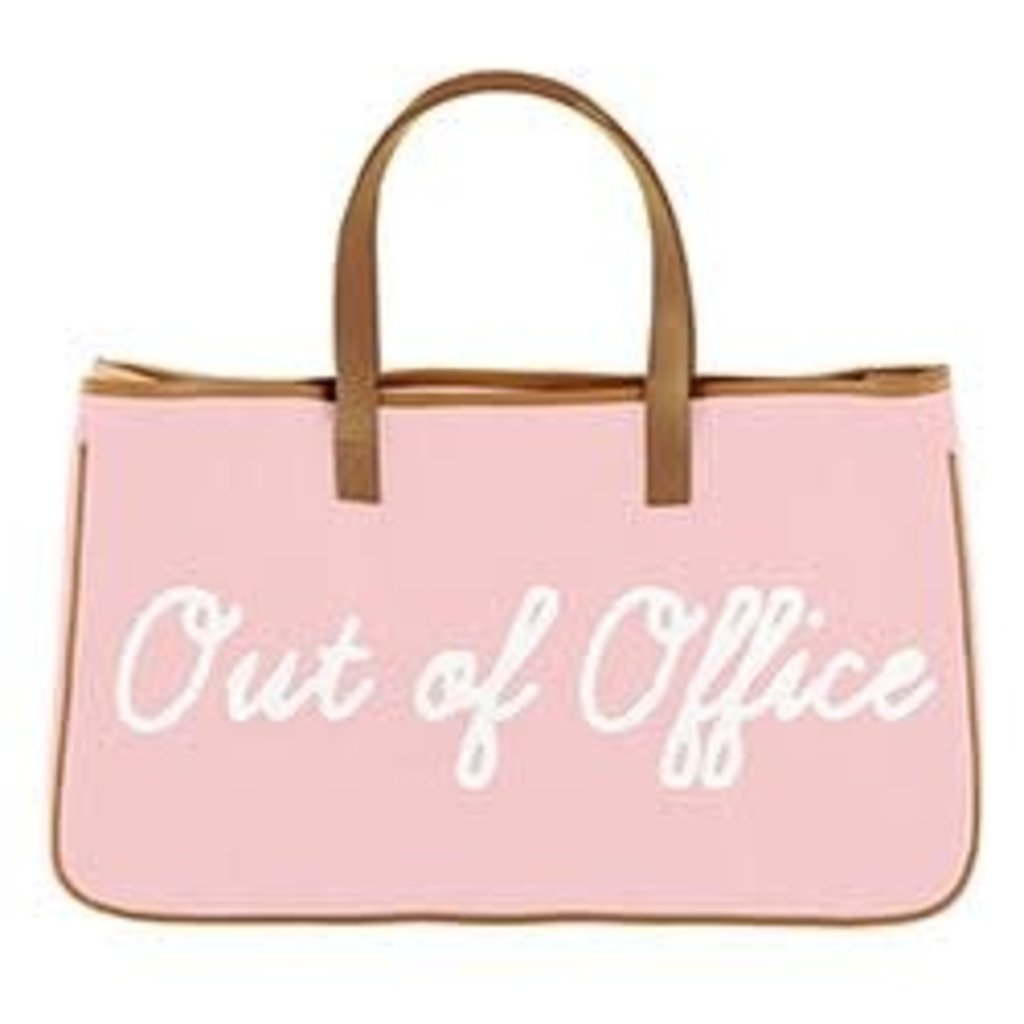 Canvas Tote - Out Of Office