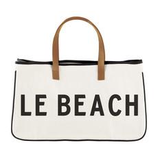 Canvas Tote - Le Beach