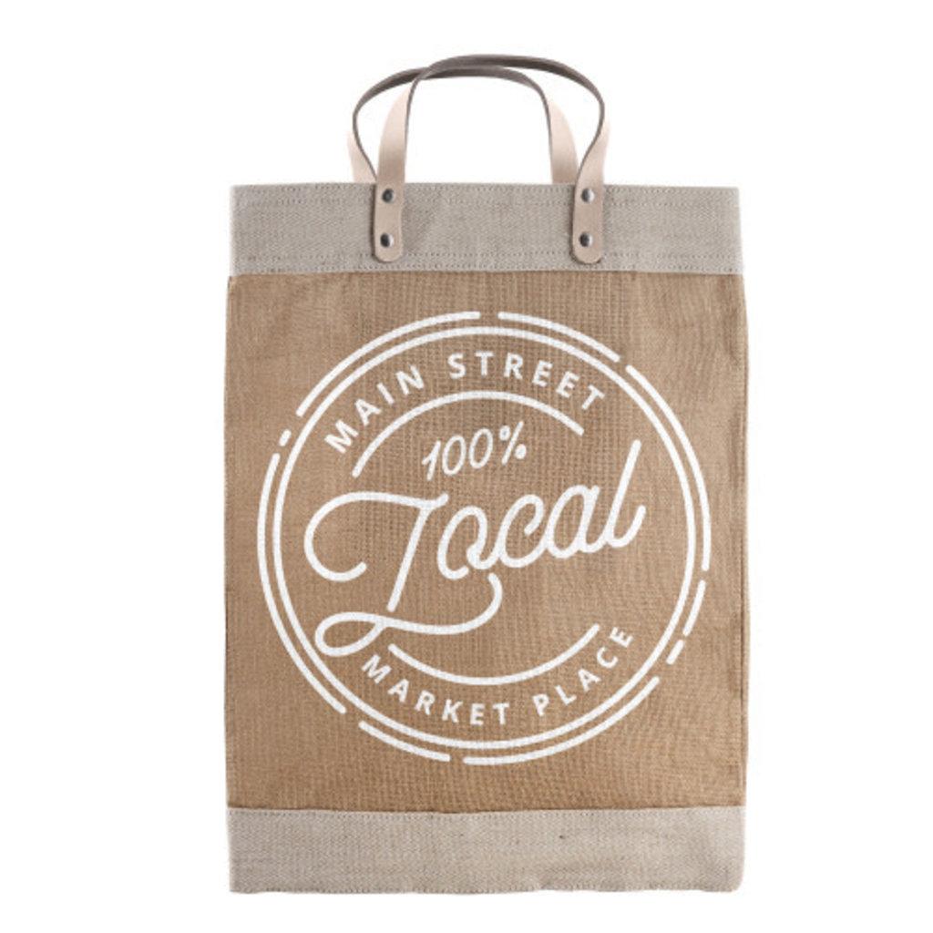 Market Tote - 100% Local