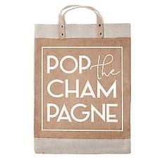 Market Tote - Pop Champagne