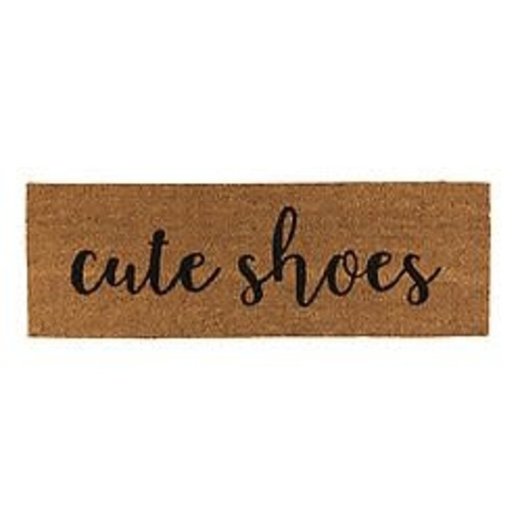 Door Mat - Cute Shoes