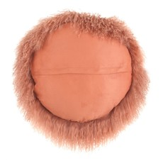 Moe's Home Dome Pillow - Orange