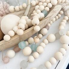 Simply Styled Art Sea Glass Garland - Blush