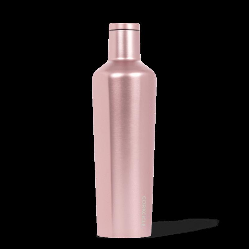 Corkcicle CANTEEN - 16OZ ROSE METALLIC