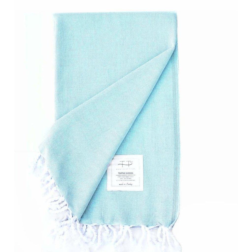Turkish T Original Towels   Jade